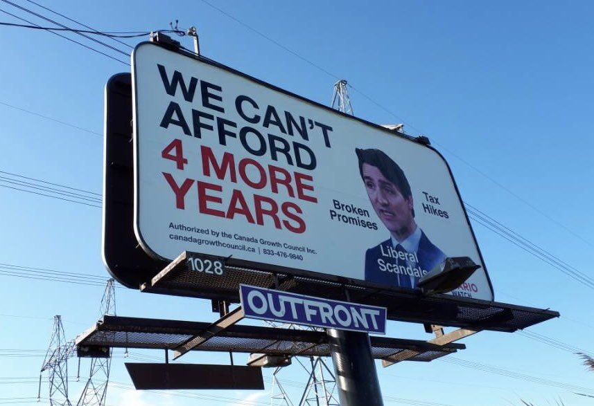 We continue to roll out our campaign in key Ontario battleground ridings.   With the scandals, broken promises, and tax hikes from the @JustinTrudeau government, Ontario can't afford four more years.   #cdnpoli #onpoli #TrudeauMustGo<br>http://pic.twitter.com/xy1I1aVjmk