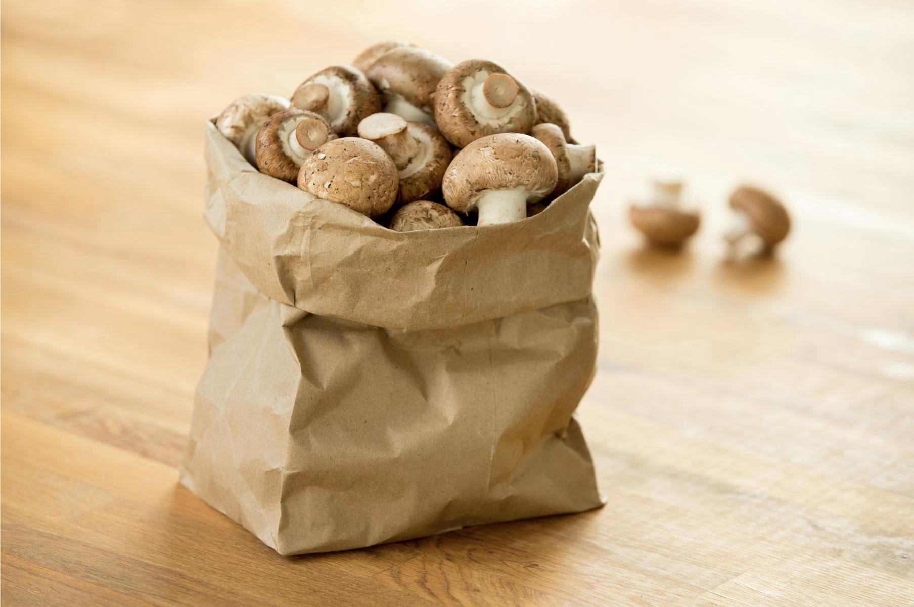 """Western Foods on Twitter: """"Great #FoodFacts from the @MushroomCouncil! To  prolong their shelf life, store your mushrooms in their original packaging  or a porous paper bag! https://t.co/o5LXTEYlRS https://t.co/QQQh5k1icm"""" /  Twitter"""
