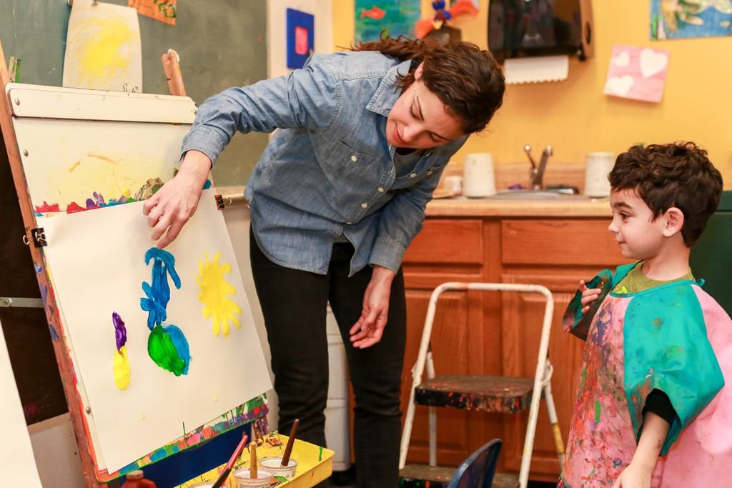 New August dates for 1st Art on Tuesdays! Spend some quality time making art with your child. Well provide expert instruction, all the supplies, and well handle the cleanup! buff.ly/2PjRYFl photo by @freshlookphotog #familyfun #familytime #makeart