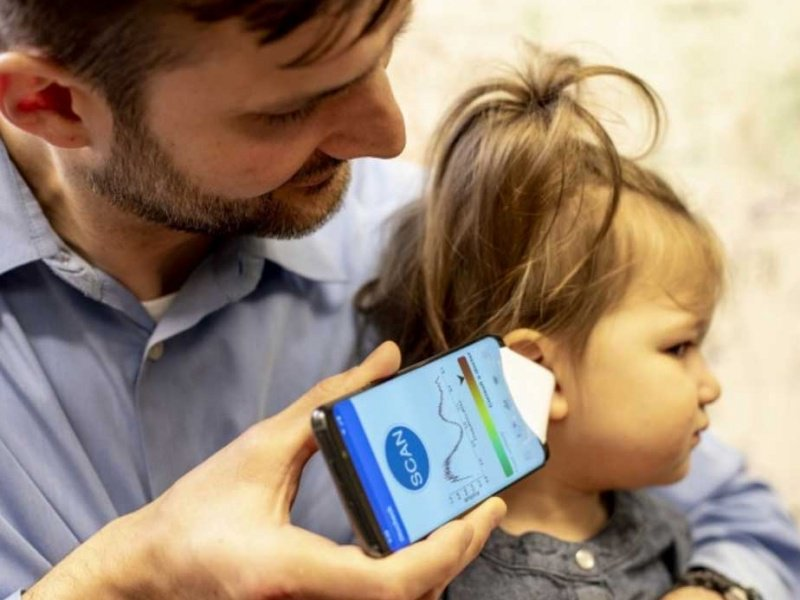 Trending on Tech Briefs: A smartphone app from @UW can hear a childs ear infection. ow.ly/tb7d50vCuEo