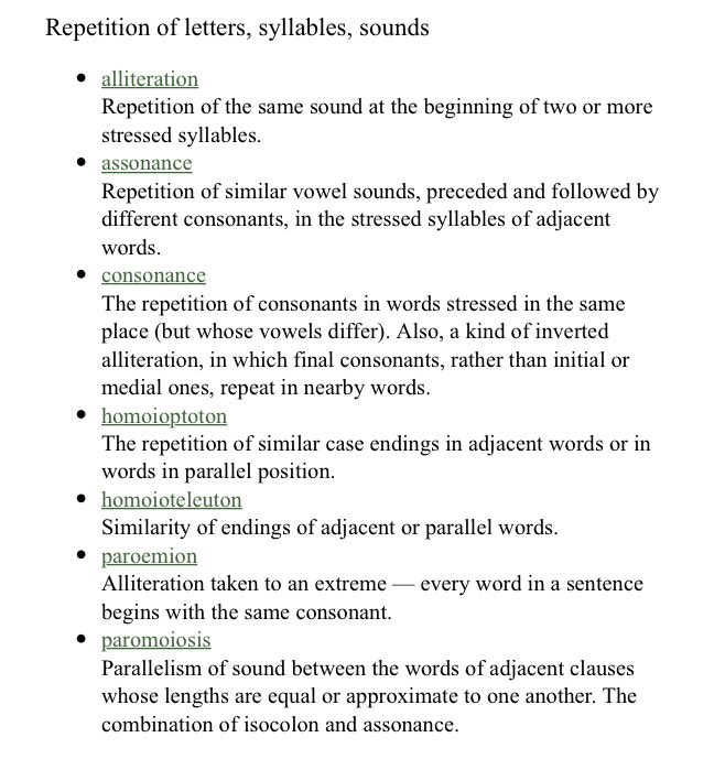 Types of repetition in written English; this is fascinating! #TeamEnglish rhetoric.byu.edu/Figures/Groupi…