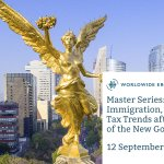 Join Worldwide ERC® on 12 September 2019 at the Four Seasons Mexico City for an expert analysis and exchange of ideas between expert regulatory practitioners and Corporate HR specialists from leading companies. Register now: https://t.co/64yp3u7LK9