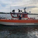 Image for the Tweet beginning: Tänä iltana perehtymässä vapaaehtoiseen meripelastustoimintaan.