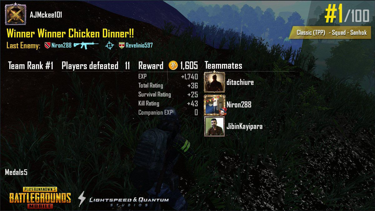 Try to stea my chicken dinner if you want lol share.pubgameshowtime.com/showimage.php?…