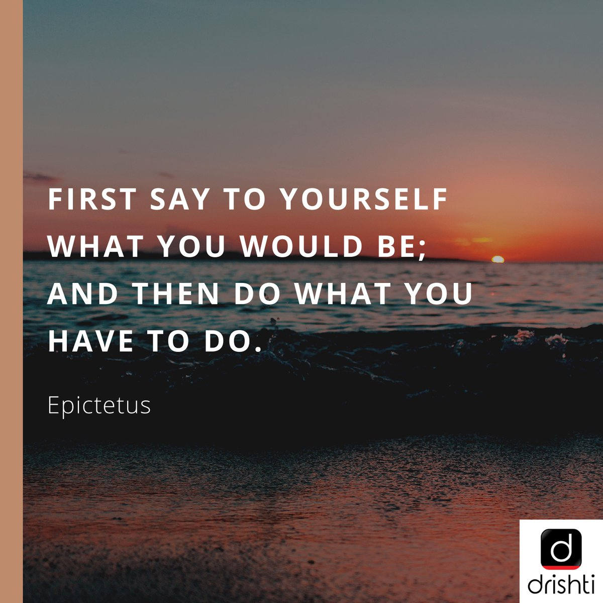 Let's have a look at this wonderful quote today!  #TuesdayThought #TuesdayMotivation #InspirationalQuote #TuesdayQuote #TeamDrishti #MotivationalQuote <br>http://pic.twitter.com/3lmqWbvfSH