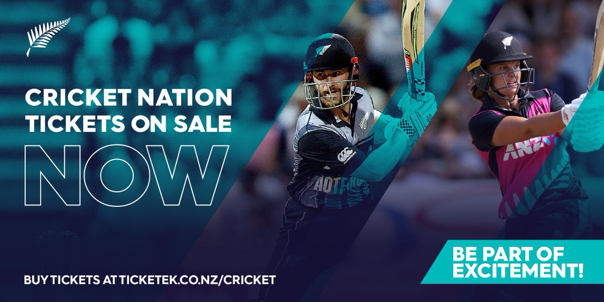 Get sorted for an epic summer ahead! The Cricket Nation pre-sale is on now. |  http:// on.nzc.nz/2KZQqKW      #CricketNation #NZvENG #NZvIND #NZvAUS<br>http://pic.twitter.com/xohBFigAOO