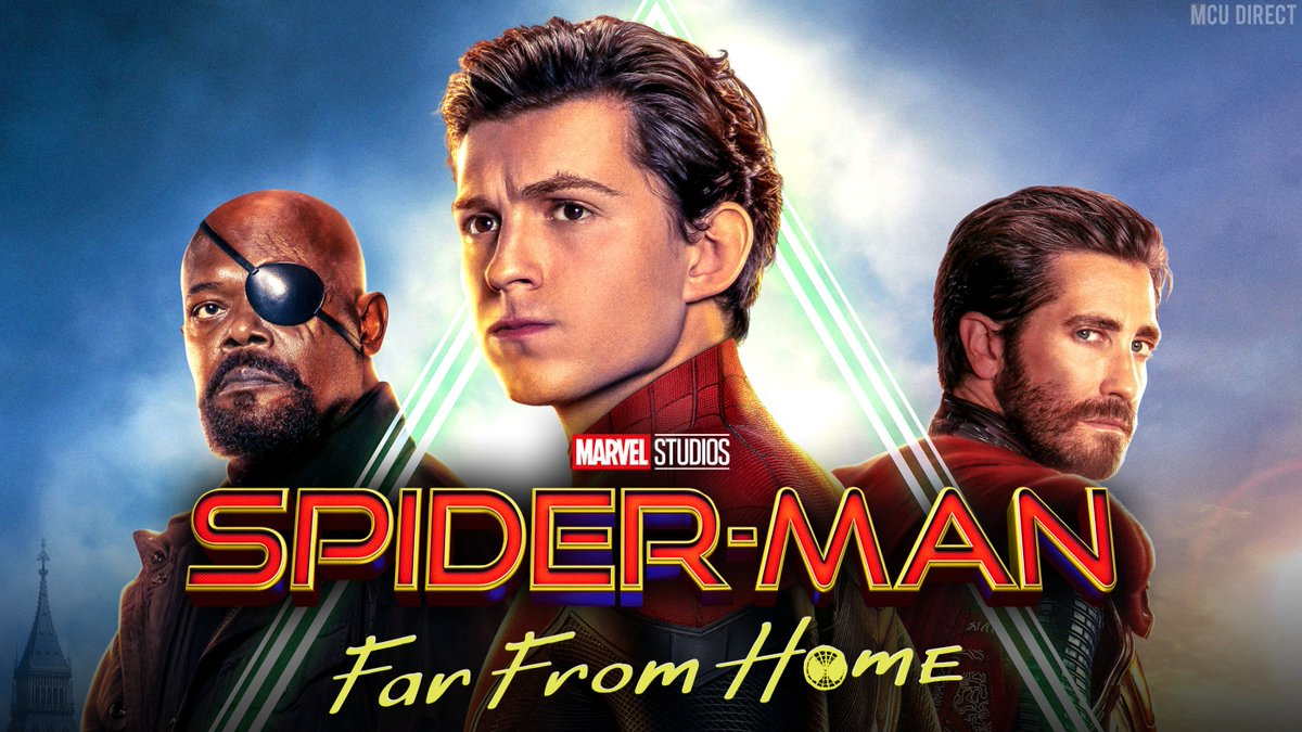 CONFIRMED: An extended cut of #SpiderManFarFromHome containing an extra 4-minute action sequence will be playing in theaters over Labor Day weekend! bit.ly/2KD8ifJ
