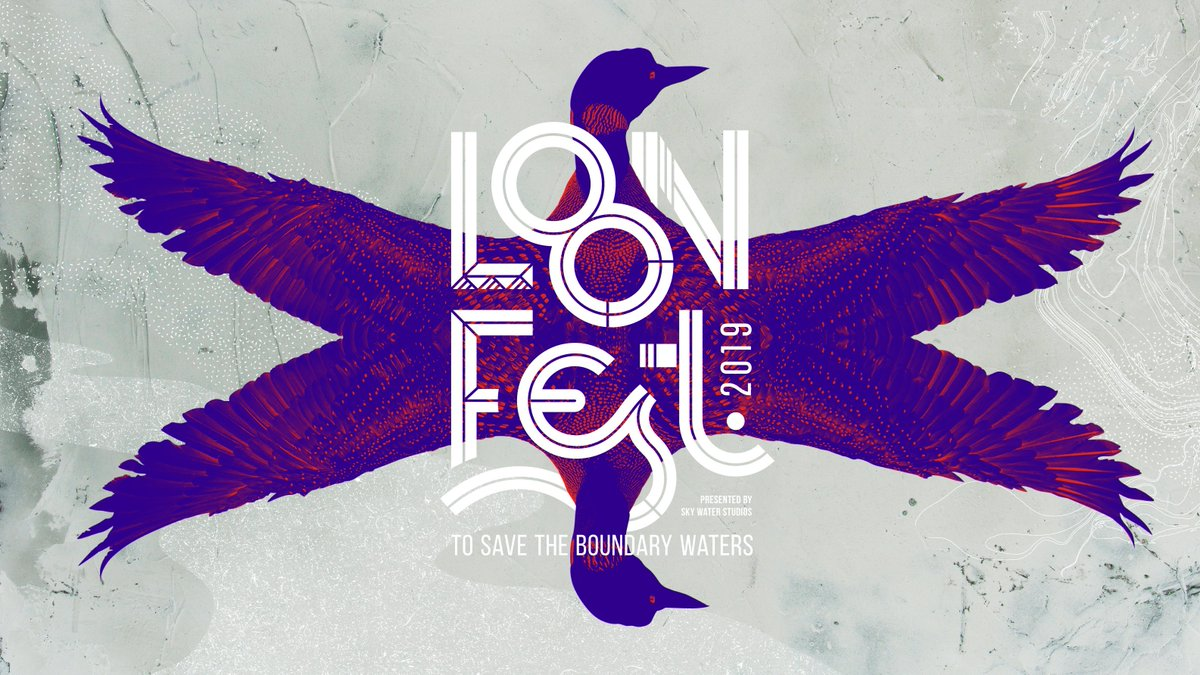 If you missed Wild Waters Music Fest this past weekend, you have another opportunity to celebrate the Boundary Waters with us. Join us for Loon Fest 2019 at @ModistBrewing on October 5! More info: savetheboundarywaters.org/loonfest-2019