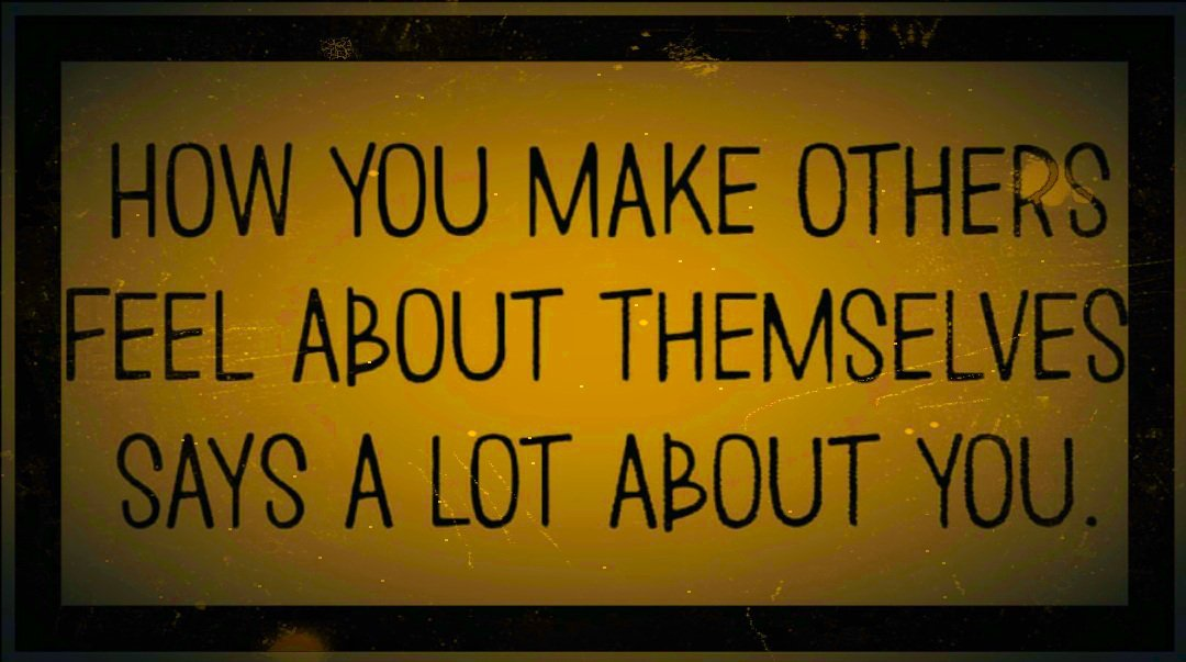 How you make others..  #mondaythoughts #MondayMorning <br>http://pic.twitter.com/oS1O0VSosn