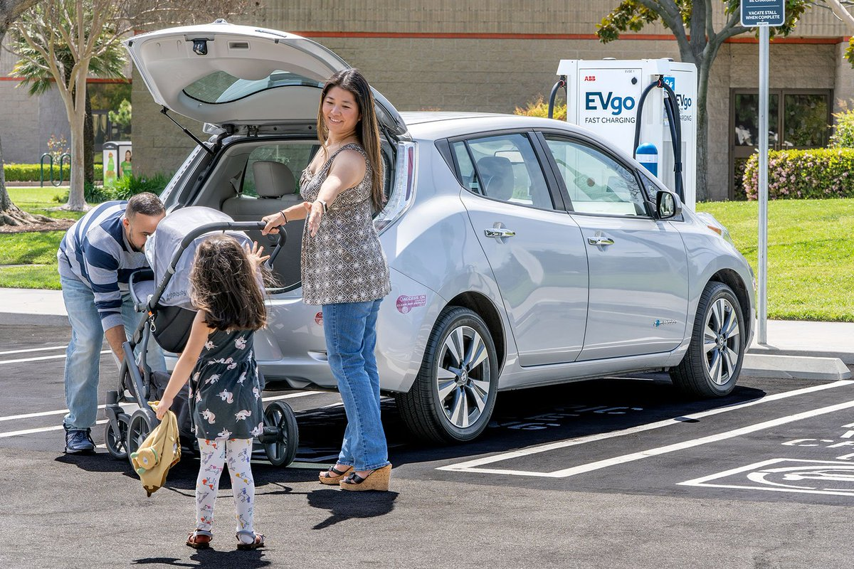 EVgo Fast Charging Network on Twitter: