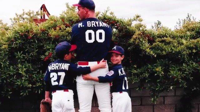 Big League players. Little League memories.