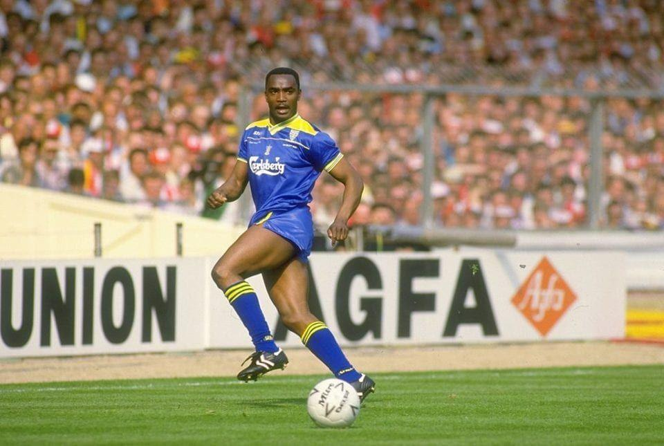 #LaurieCunningham won his only silverware in England with #Wimbledon @AFCWimbledon