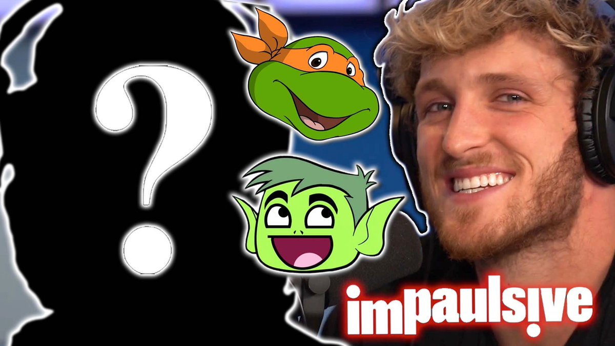 new IMPAULSIVE podcast meet the voice of your favorite childhood cartoons 📢 watch or buckle youtu.be/JYgwfQQwi5s
