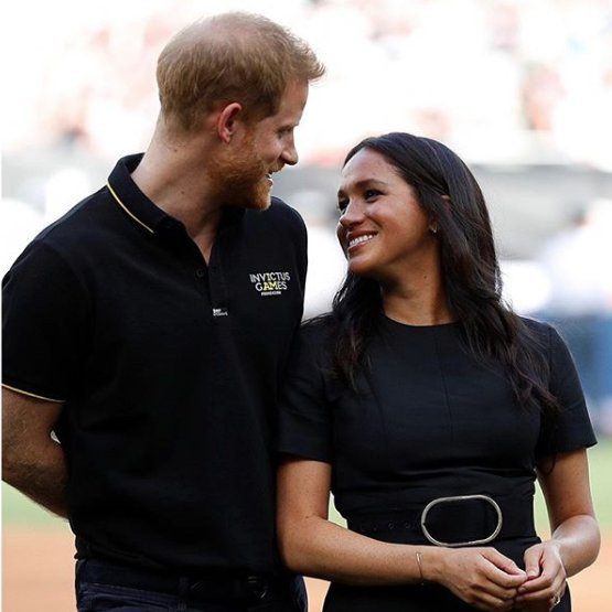 Portia and I met Prince Harry and Meghan in England to talk about their work on wildlife conservation. They were the most down-to-earth, compassionate people. Imagine being attacked for everything you do, when all you're trying to do is make the world better. <br>http://pic.twitter.com/226pRO1fj1