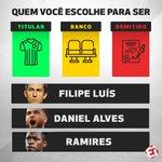 Image for the Tweet beginning: Algumas feras que voltaram pro