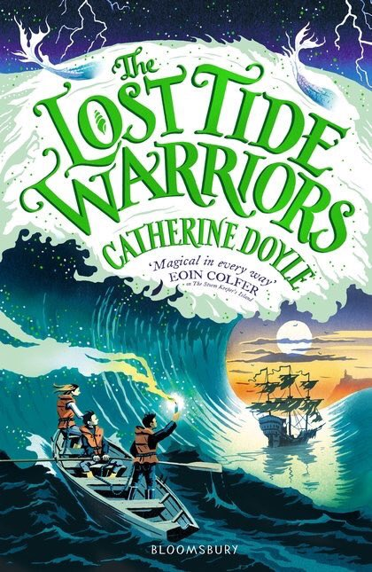 Having loved the prequel... The Lost Tide Warriors #whyilovereading