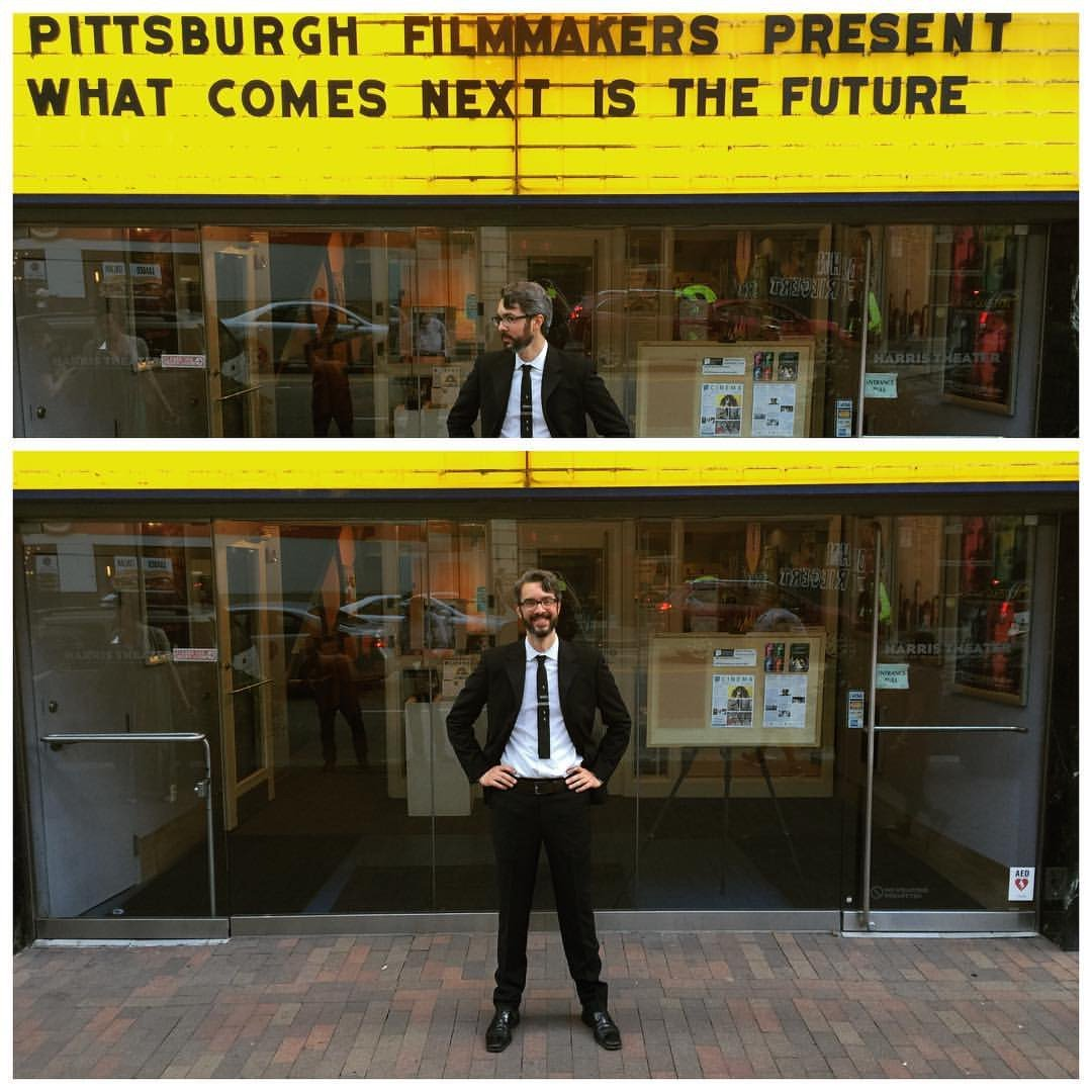 Three years ago, @elefontpress' @FutureIsNext documentary premiered. vimeo.com/177267839