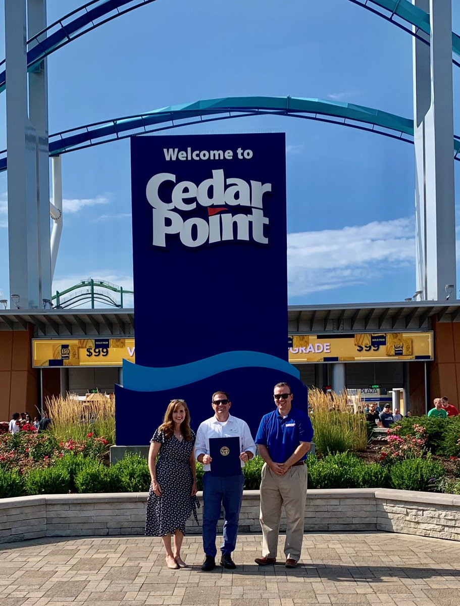The Roller Coaster Capital of the World | Cedar Point