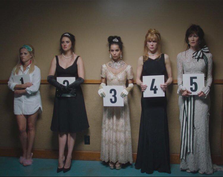 Amazing series Amazing acting #BigLittleLies #NowWatching<br>http://pic.twitter.com/su1ljlhNY5