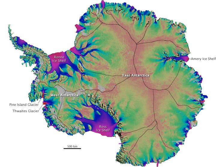 EO On This Day: First Map of Antarctica's Moving Ice earthobservatory.nasa.gov/images/51781/f… earthobservatory.nasa.gov/on-this-day #EarthDayEveryDay #NASAEarth20 #Antarctica