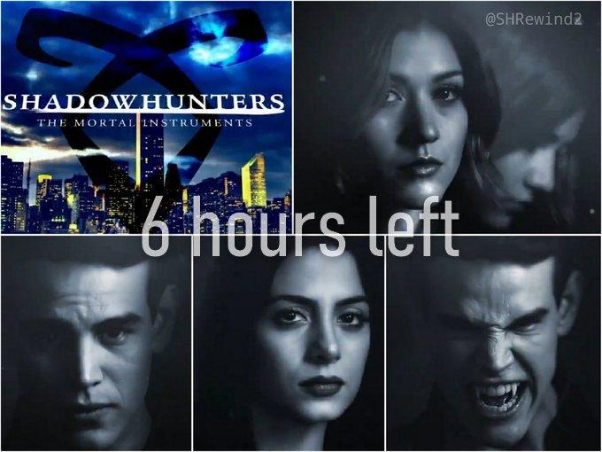 Whos ready? Tonight: Season 2, Episode 2 «A Door Into the Dark» #Shadowhunters #SaveShadowhunters