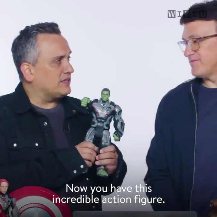 You asked on Twitter and 'Avengers: Endgame' directors Anthony and Joseph Russo are now answering. Here's their thoughts on some of the common questions about the film and the larger Marvel Cinematic Universe.Watch the full video on YouTube: https://t.co/axDVGigltx