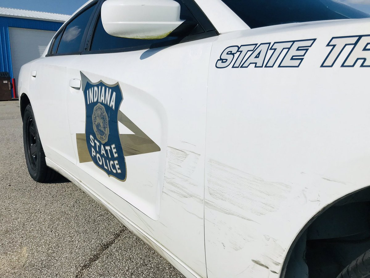 It is a bittersweet homecoming when I come to instruct EVOC at the ISP Academy. This was my first Charger I was issued and it is now an EVOC car. It is on its 4th class of recruits. #StillABeautyInMyEyes #MondayMood <br>http://pic.twitter.com/EO9mNY4UJN