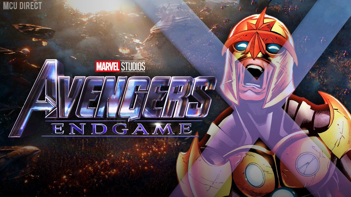 Not a Nova: The @Russo_Brothers claim that Richard Riders Nova had a cameo in #AvengersEndgames final battle was actually a joke, clarify the directors... bit.ly/31T0qfN