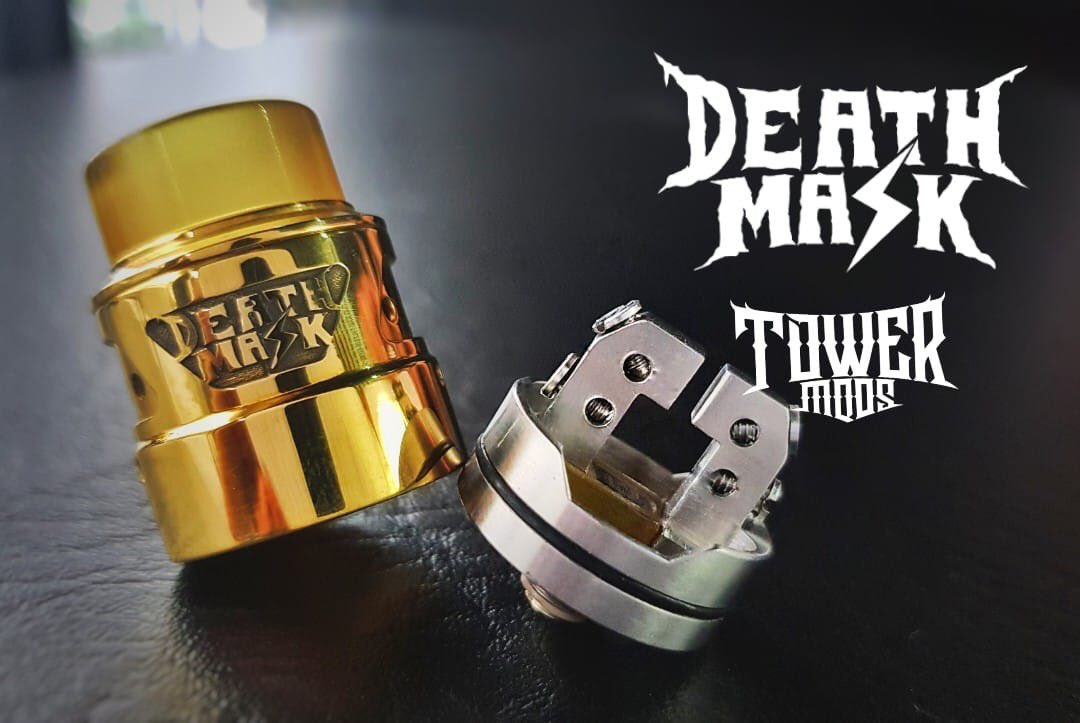 カミンスーン✨ Death Mask RDA (SS, Brass, Black) by Tower