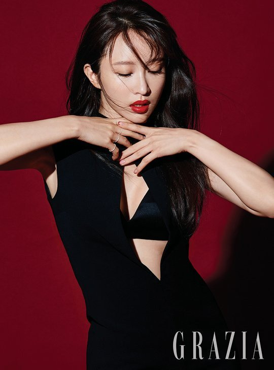 EXIDs Hani reveals how she got more self confident + celebrates 7 years since her debut allkpop.com/article/2019/0…