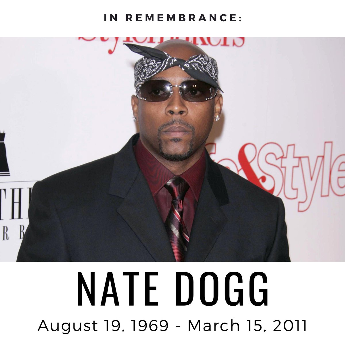 REST IN PEACE: We're remembering Nate Dogg. Today would have been his 50th birthday #RIP<br>http://pic.twitter.com/9W3GMrYSuQ