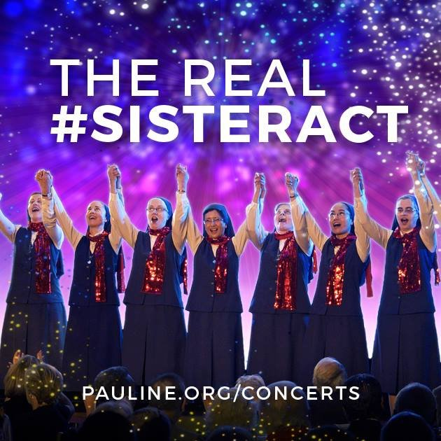 CLEVELAND | BOSTON | NEW ORLEANS | LAFAYETTE, LOUISIANA | LOS ANGELES | ORANGE COUNTY | ST. LOUIS | MASCOUTAH, ILLINOIS THiS ChRiSTMaS! 🎄🌟💮🎄🌟💮🎄🌟💮🎄💮 🎶 @DaughterStPaul #MediaNuns #SingingNunsTour 🎶 daughtersofstpaulchoir.org/home/concerts