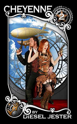 Join Ayla and Jake as they navigate their way through the danger, conflict, and politics of a modern-day steam driven society.  Cheyenne by @ DieselJester. FREE on KindleUnlimited.  romance #steampunk #scifi fiction RRBC ASMSG Kindle books ebooks https://t.co/edUSzUNoV0