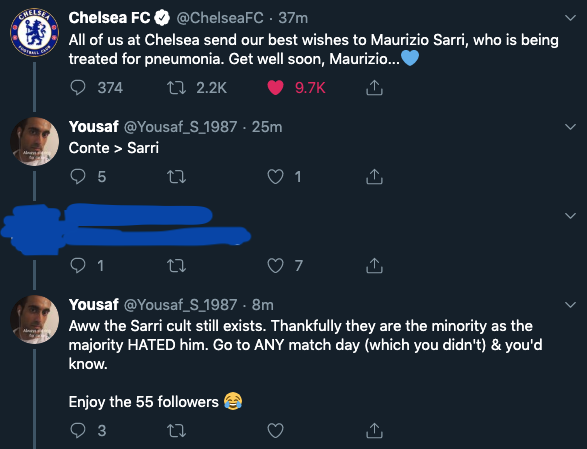 Remember though, it's only 'one side' that keep this boring divide going and only 'one' side that abuses apparently.  'Let's be positive'... right?   #CFC <br>http://pic.twitter.com/wW2pTmdHNQ