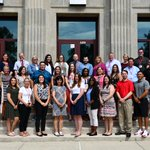 Image for the Tweet beginning: We welcomed our newest teachers