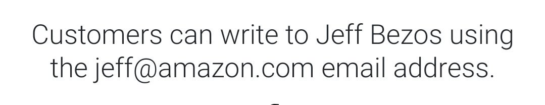 Attention #TheOA fans: We can send PERSONAL emails to Jeff Bezos of Amazon asking him to #SaveTheOA   Jeff@amazon.com   Why?  - He reads them & will see them  - If enough of us do it, he will look into it - Our perseverance may inspire him  - Amazon Prime may pick the show up!<br>http://pic.twitter.com/g8h6nqpHB8