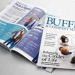 The latest edition of the Buffini & Company Magazine is now available! This issue focuses on strengthening your Five Circles and provides tips on how to achieve a better balance so you can Live the Good Life. Download your free digital copy – https://t.co/7t5SQVBZCE
