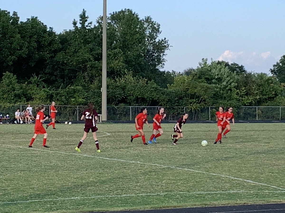 The @DCcougarnation is proud to host a New Rivalry @BurnsMiddleScho Soccer vs. @DMSDragons Soccer! #seizetheday @DCCOUGARS @DicksonSports @DicksonPost <br>http://pic.twitter.com/IdfTZSKm4i