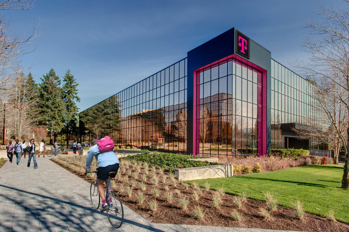 T-Mobile Bellevue HQ Renovation | Bellevue.com