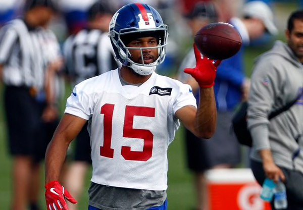 INJURY UPDATE: @Giants WR Golden Tate in 'concussion protocol' https://t.co/qIf2QgUfg0