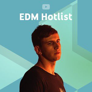 On the cover of EDM Hotlist! Thanks @youtubemusic   Listen →  http:// bit.ly/EDMhotlist    <br>http://pic.twitter.com/Pf1jSzXcpr
