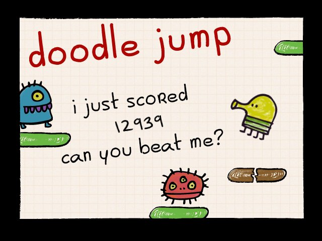 I just scored 12,939 on doodle jump! for android: https://t.co/Gnf80JvObS for ios: https://t.co/sWh5v8WqxP for wp8+: https://t.co/ShVTlObd1u https://t.co/TpQ7NdfYai