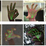This hand-tracking algorithm could lead to sign language recognition https://t.co/CPAC6n9KEy