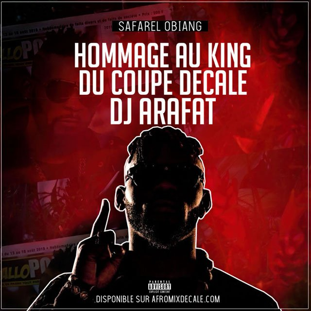 RT @AFROMIXDECALE1: Brand new  | Safarel obiang Hommage dj Arafat  https://t.co/Rga5NjFUdY https://t.co/muHNGgtc3a