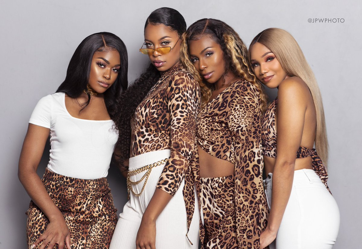 Cheetah girls (2019)