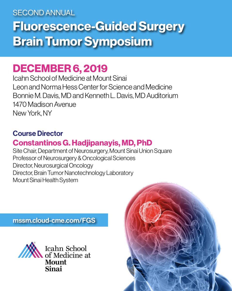 Mount Sinai Neurosurgery - @MountSinaiNeuro Twitter Profile