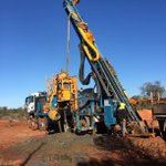 Image for the Tweet beginning: The RC drilling continues at