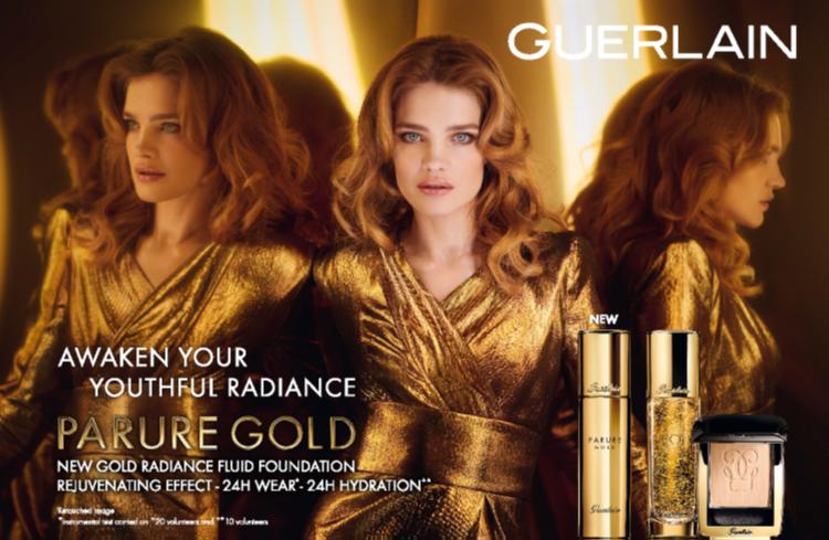 ゲラン、24時間*続く保湿力とゴールドの煌めきで上質肌を演出するプレミアム ファンデーション「パリュール ゴール...