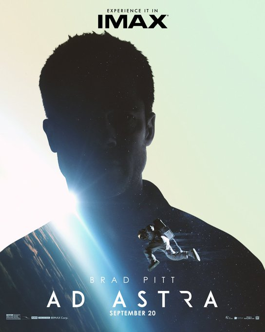 Ad Astra Yeni Poster