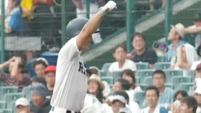 @asahi_koshien's photo on 初回4点